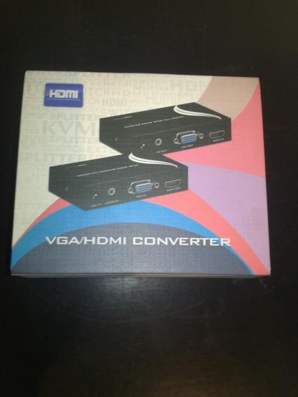 Conversor Vga/hdmi