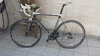 Bike Speed Carbono Cannondale Supersix 6 Apex Tamanho 56