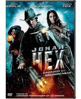 Dvd Jonah Hex Com Megan Fox E John Malkovich