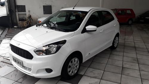 Ford Ka Se 1.0 32.500 Km 2017 Branco