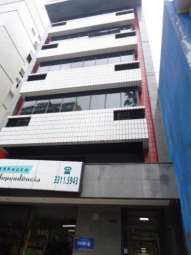 Imagem 1 de 7 de Conjunto/sala Comercial Para Aluguel, Independencia - Porto Alegre/rs - 6755