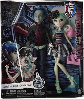 Monster High Love En Scaris Garrott Du Roque - Rochelle Goyl