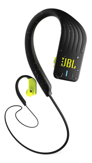 Fone Esportivo Jbl Endurance Sprint Bt Verde A Prova D