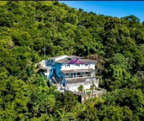 Casa Com 3 Dormitórios À Venda, 384 M² Por R$ 1.650.000,00 - Cigarras - São Sebastião/sp - Ca5269