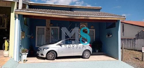 Casa Com 2 Dormitórios À Venda, 137 M² Por R$ 318.000,00 - Vila Paraíso - Caçapava/sp - Ca0125