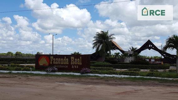 Terreno À Venda, 1115 M² Por R$ 88.000 - Reta Tabajara - Macaíba/rn - Te0061