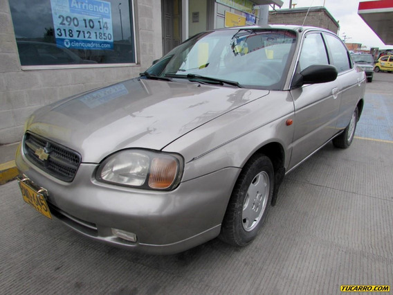 Chevrolet Esteem Mt 1300