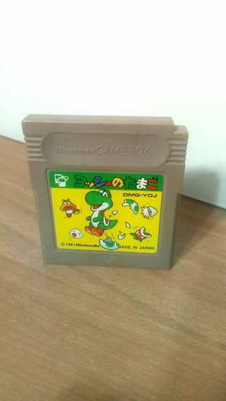 Yoshi No Tamago Japonês Game Boy Color