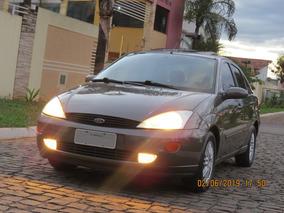 Ford Focus Ghia Todo Original E Muito Bem Cuidado