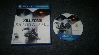 Killzone Shadow Fall Completo Para Play Station 4,excelente