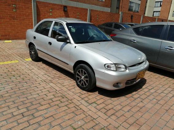 Hyundai Accent Ls 2005