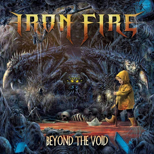 Iron Fire - Beyond The Void - Cd