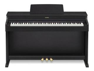 Piano Digital Casio Celviano Ap-470bk, 7 Octavas
