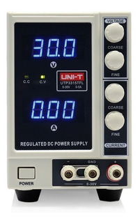 Uni-t Fuente Laboratorio Regulable 0-30v 0-5a Utp3315tfl