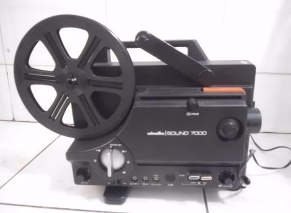 Projector Minolta Sound 7000 - Manual E Acessórios - Novo