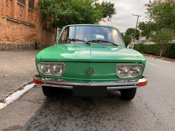 Volkswagen Brasília 1977 Verde Ilheus Manual Chave Reserva