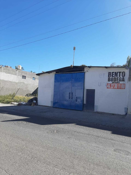 Bodega En Renta Santa Rosa Jauregui 10 Mil