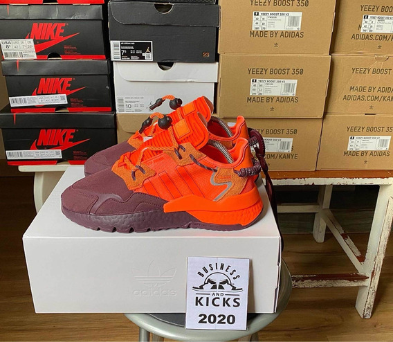 Tênis adidas Nite Jogger X Ivy Park Boost Yeezy Nike Jordan