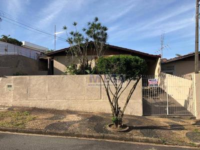 Casa Residencial Para Locação, Vila Nogueira, Campinas. - Ca0802