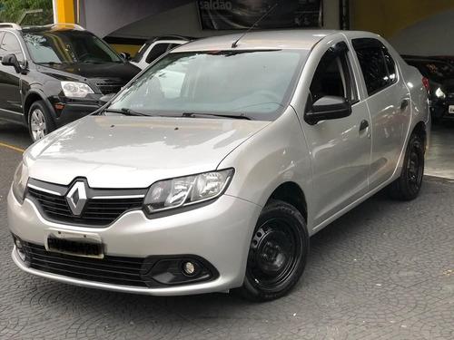 Renault Logan 1.0 12v Sce Authentique 2017