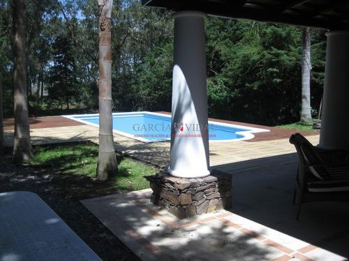 Casa En Punta Del Este, Rincã³n Del Indio   Garcia Y Vidal Ref:2546- Ref: 2546