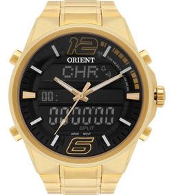 Relógio Orient Masculino Original Garantia Nota Mgssa001pykx