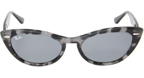 Óculos De Sol Gatinho Ray Ban Nina Rb 4314 Promoção
