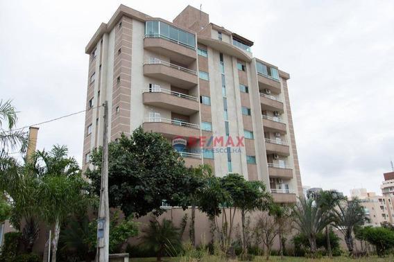 Apartamento Com 3 Dormitórios À Venda, 121 M² Por R$ 470.000,00 - Parque Campolim - Sorocaba/sp - Ap0313