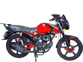 Moto Ranger Usm150 Año 2019 150cc Color Rojo/negro