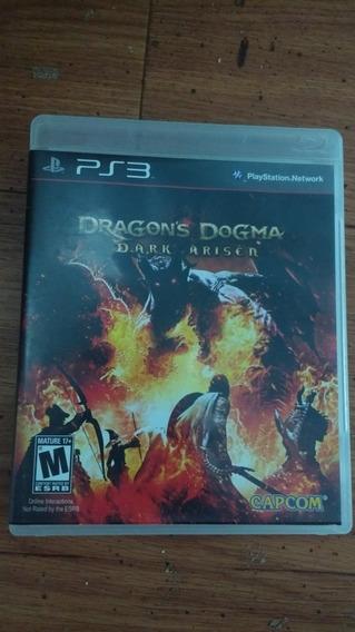 Dragons Dogma. Midia Física Blu-ray, Frete Gratis