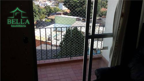 Apartamento Residencial À Venda, Vila Mangalot, São Paulo. - Ap0456