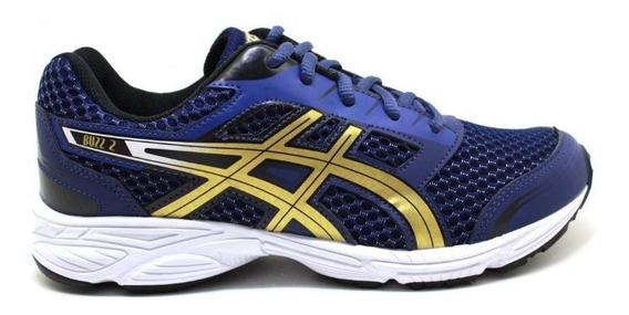 Tênis Asics Buzz 2 Gs Patriot Original C/nota Fiscal