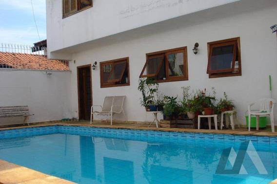 Sobrado Com 3 Dormitórios À Venda, 480 M² Por R$ 1.190.000,00 - Parque Campolim - Sorocaba/sp - So0340