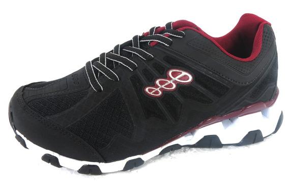 Tênis Esportivo Caminhada Black Free Feminino Masculino 5300 + Frete Grátis