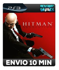 Hitman: Absolution Special Edition - Psn Ps3 - Promoção