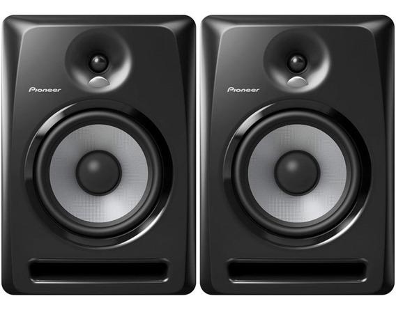 Monitor Referencia Pioneer S-dj60x 250w Ativos Bivolt Par