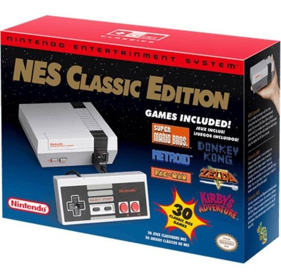 Console Nintendo Nes Classic Edition Original Nintendinho