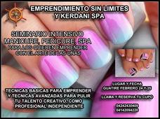 Seminario Intensivo Manicure Y Pedicure