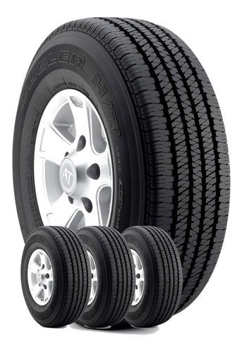Kit 4u 245/70 R16 Bridgestone Dueler Ht684 Iii+ Envío Gratis