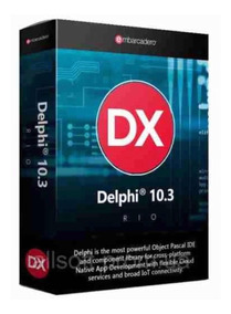 Rad Studio Delphi Rio 10.3.1 + Brindes