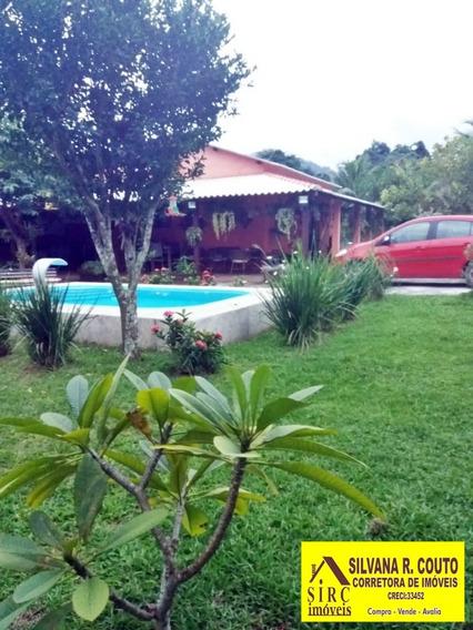 Casa 2 Qts ,piscina,800 M² Terreno,itaocaia Valley R$285 Mil - 205