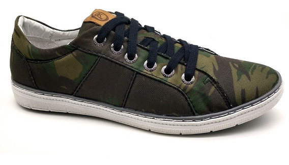 Sapato Sapatênis Masculino Casual Lona Bmbrasil 850/19