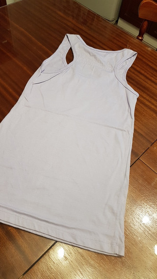 Musculosa Lila Me Puedes T S/m