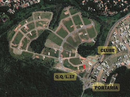 Terreno À Venda, 725 M² Por R$ 450.000,00 - Altos De São Fernando - Jandira/sp - Te0583