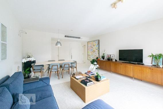 Apartamento Para Aluguel - Itaim Bibi, 2 Quartos, 117 - 893017574