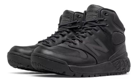 Tenis Bota New Balance Fresh Foam Paradox Black Gore Tex