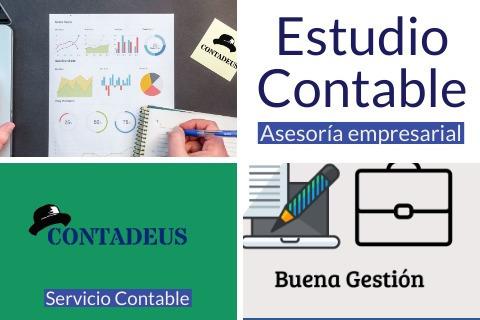 Estudio Contable Con Plan Especial Empresarial Para Mypes
