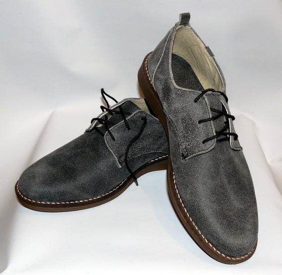 Calzado Vestir Hombres 100% Cuero Premium Talle 40