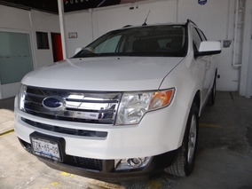 Ford Edge 3.5 Limited Dvd 2010!!!! Impecable!!