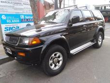 Mitsubishi Nativa 3.0 V6 Ls 4wd Mt Techo Cuero 1999